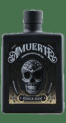 Amuerte - Coca Leaf Black Gin -Provinz Limburg - Belgien - 0,7 Liter | Barchitekt BVBA | Belgien