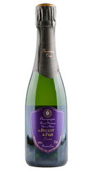 Blanc de Blancs - Brut Nature - Premier Cru -Champagne - Frankreich - 0,375 Liter | Vve Fourny & Fils