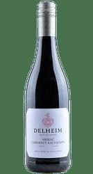 Shiraz - Cabernet-Sauvignon -Stellenbosch - Südafrika   2017   Delheim   Südafrika