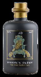 Beaver's Crown - The Non Profit Gin - Biberach - Deutschland - 0,5 Liter | Beaver's Crown - Round Table 75 | Deutschland